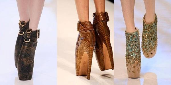 Фантастическая обувь Александра Маккуина